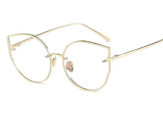 Amazon.com: Con gafas de sol de tendencia retro, té ...