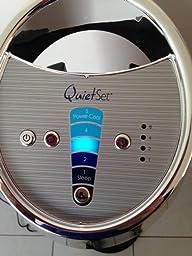commentaires en ligne honeywell hy254e4 quietset ventilateur colonne ultra. Black Bedroom Furniture Sets. Home Design Ideas