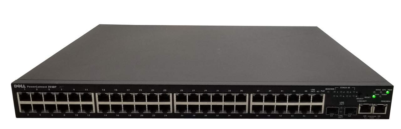 Dell PowerConnect 3548 Switch 469-3413