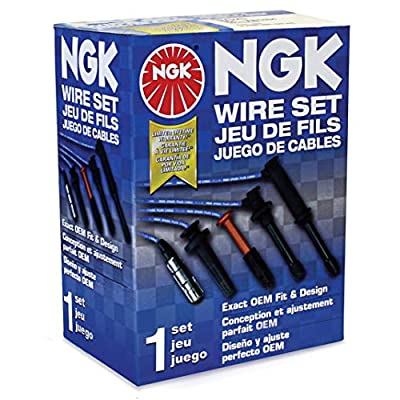 NGK (9177) RC-NX93 Spark Plug Wire Set: Automotive