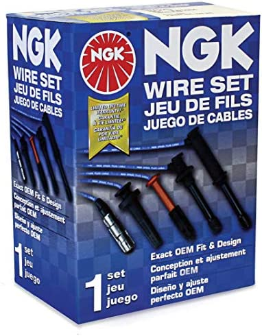 NGK (8113) RC-NX14 Spark Plug Wire Set