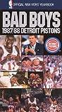 NBA Bad Boys:1987-88 Detroit Pistons [VHS]