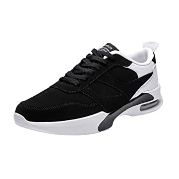 66849c93f60bf Amazon.com: for Shoes,AIMTOPPY Casual Men Flat Lace-Up Sports Shoes ...