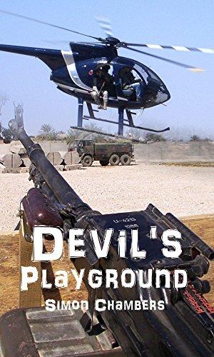 Devil's Playground by [Chambers, Simon]