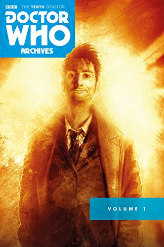 Doctor Who Archives: Tenth Doctor Omnibus Volume 1