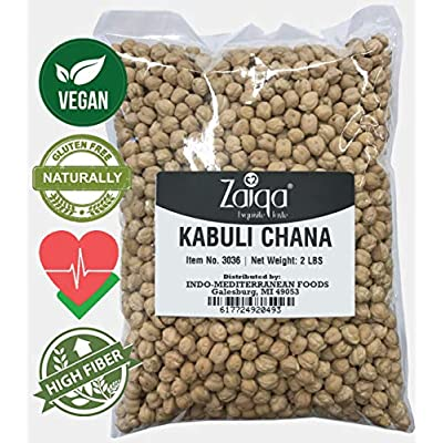 Chickpeas Garbanzo Beans | Delicious to Taste, Cooks Even, Comes Clean | Quality Choice for Making Nutritious Creamy Hummus, Gluten-free Flour, Vegan & Indian Curry Dishes | Grown in USA - 2 LBS - 4042667 , B07FK6NGFX , 454_B07FK6NGFX , 11.99 , Chickpeas-Garbanzo-Beans-Delicious-to-Taste-Cooks-Even-Comes-Clean-Quality-Choice-for-Making-Nutritious-Creamy-Hummus-Gluten-free-Flour-Vegan-Indian-Curry-Dishes-Grown-in-USA-2-LBS-454_B07FK6NGFX , usex