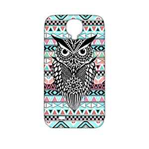 Tribal Pattern Owl 3D Phone Case for Samsung S4