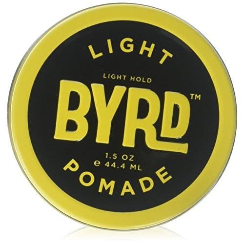 BYRD Light Pomade - Light Hold, Medium Sheen | Paraben Free, Sulfate Free, Phthalates Free | 1.5oz supplier