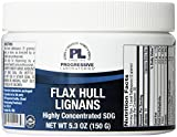 Cheap Progressive Labs Flax Hull Lignans Supplement, 5.3 Ounce