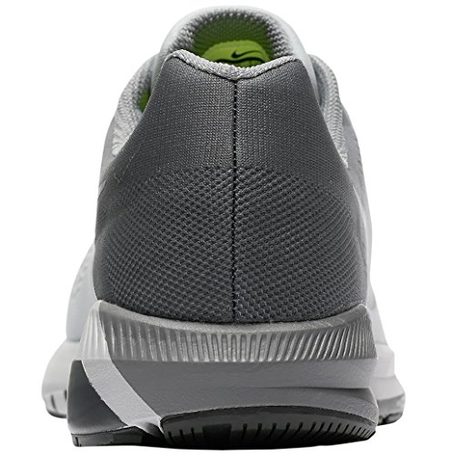 001 Cool 005 21 Nike Multicolore Pure Chaussures Grey Running Multicolore Cool de Anthracite Platinum Platinum Zoom Air Anthracite Pure Structure Grey Homme qqf1H