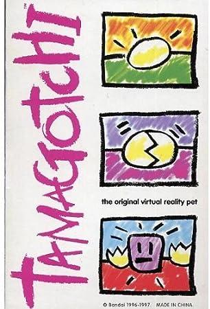 Bandai Tamagotchi US version (Clear Blue) (japan import): Amazon.es: Juguetes y juegos