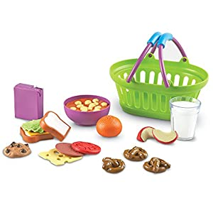 Learning Resources New Sprouts Lunch Basket (18 Pieces)