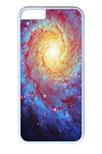 Case For Iphone 4/4S Cover inch Case and Cover -Spiral Galaxy PC for Case For Iphone 4/4S Cover and Case For Iphone 4/4S Cover inch White