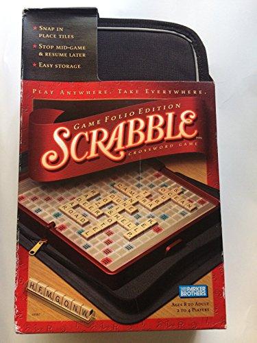 Hasbro Game Folio Scrabble