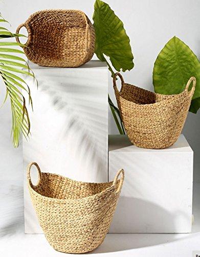 Basket for Toy Storage Basket of Dirty Clothes Basket (Ikea Storage Wicker Baskets)