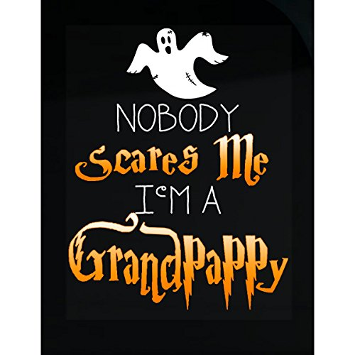 Prints Express Funny Halloween Nobody Scares Me I'm Grandpappy Trick Treat - Sticker]()