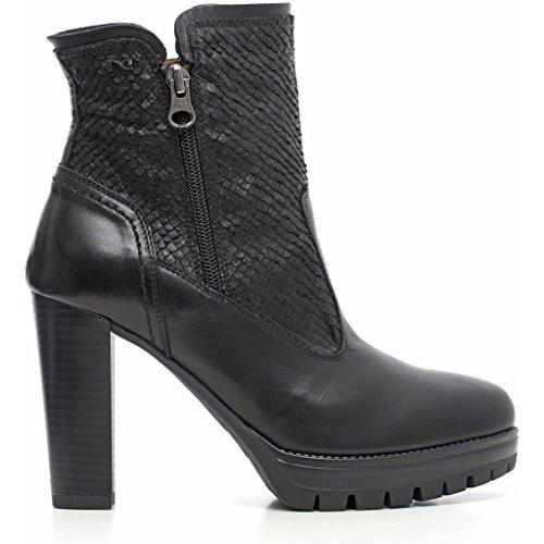 Nero Giardini - Zapatos de vestir de Piel para mujer Caracas Nero