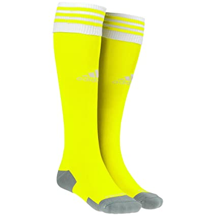 cdc701aaec47 Amazon.com  Adidas Copa Zone Cushion Ii Soccer Sock 1 Pair Large  Electricity White  Sports   Outdoors