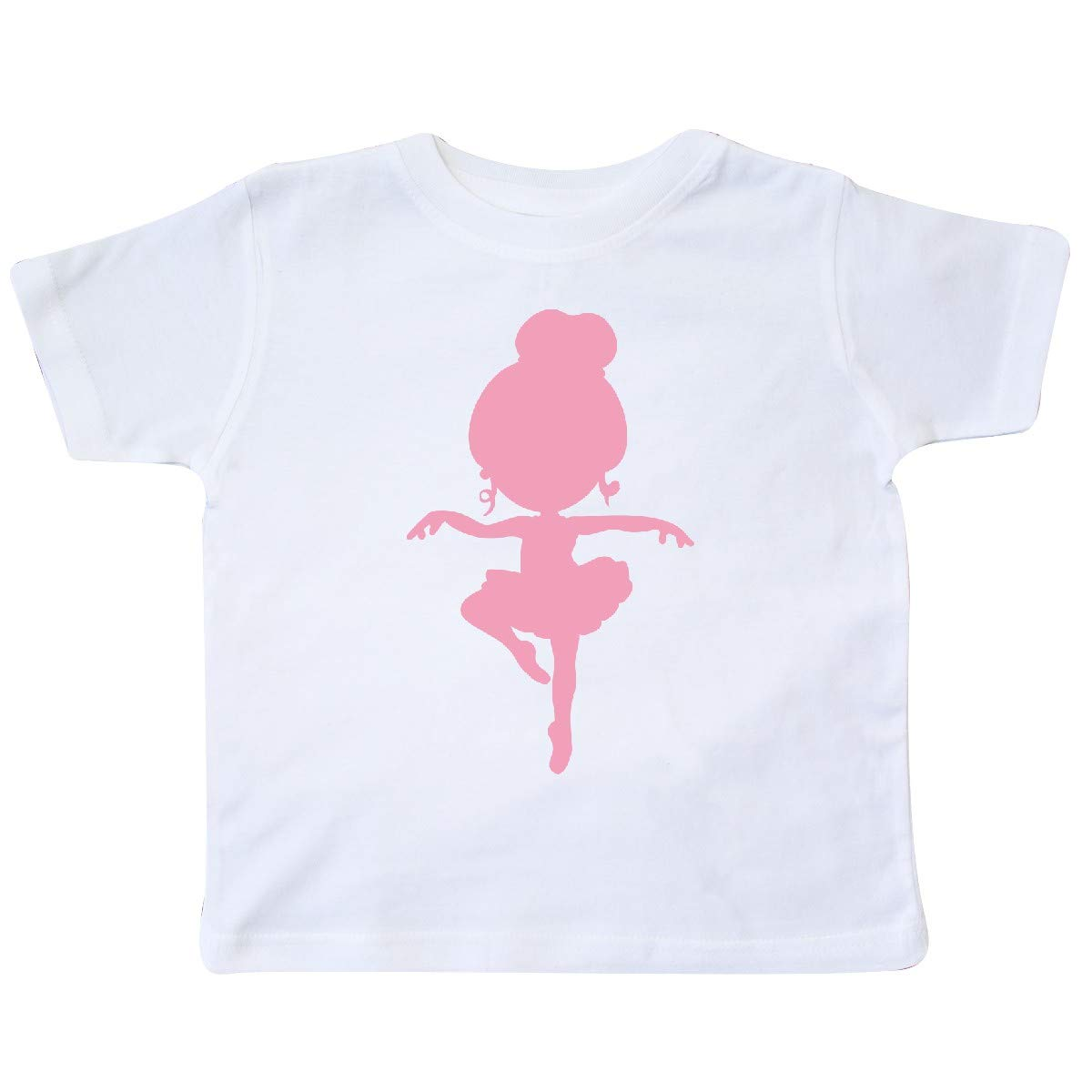 inktastic Dancing Ballerina Toddler T-Shirt