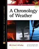 A Chronology of Weather, Michael Allaby, 0816047928
