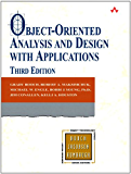 Object-Oriented Analysis and Design with Applications (Addison-Wesley Object Technology Series)