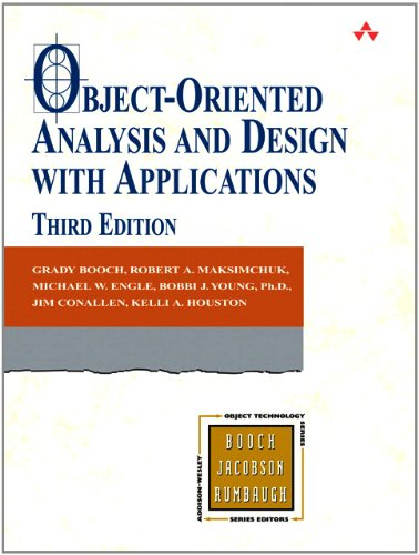 Download Object-Oriented Analysis and Design with Applications (3rd Edition) Pdf
