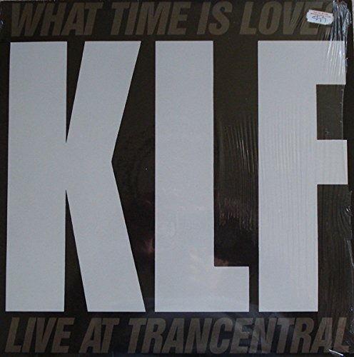 What Time Is Love? [Vinyl]