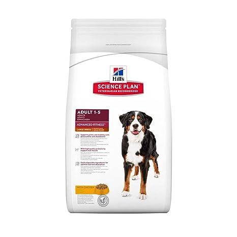 Hill`s Science Plan Alimento con Sabor a Pollo para Perros Adulto Grande - 12