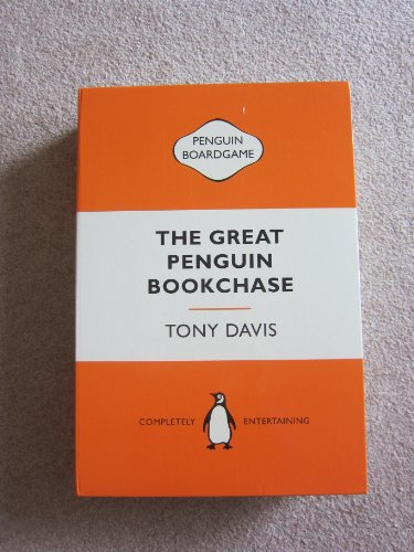 board game - the great penguin bookchase - 1