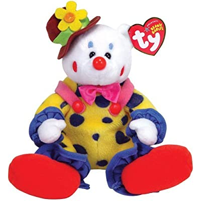 Ty Juggles - Clown Bear by Ty: Toys & Games