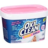 Chlorine-free Baby Stain Remover Gentle for the entire family, 48 oz by Oxi Clean (1 Pack)