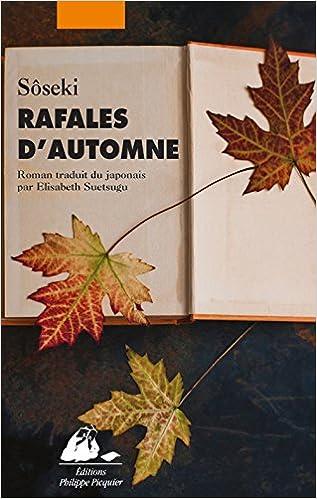 Livre Rafales d'automne pdf ebook
