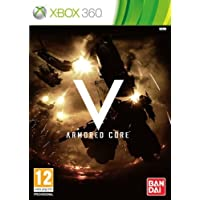 Namco Bandai Games Armored Core V, Xbox 360