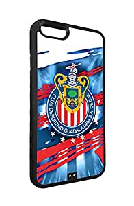 Iphone 6/6s Fundas Phone Case Chivas USA FC Football Club Durable Fundas for Iphone 6, Modern Football Team Logo Fundas Case Chivas USA Iphone 6s Fundas for Men