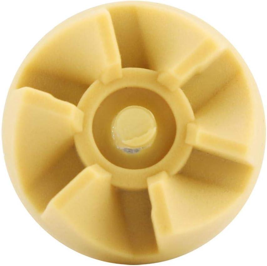 MAGT Engranaje de Goma, 1 Pieza Accesorio de Repuesto de Engranaje de Base de Goma para licuadora Mezclador de exprimidor de Frutas