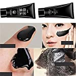Blackhead Remover Mask, Black Peel off Mask, Purifying Acne Face Peel Off Black Mud Mask