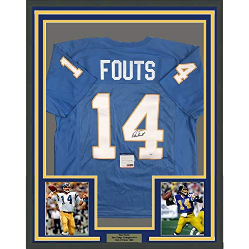 Dan Fouts Chargers Poster Chargers Dan Fouts Poster Dan
