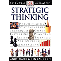 Strategic Thinking (Essential Managers) (English Edition)