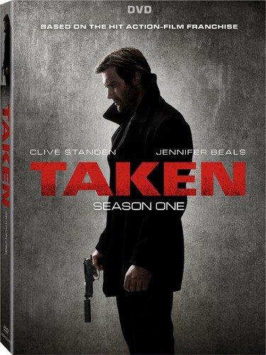 taken season 2 dvd