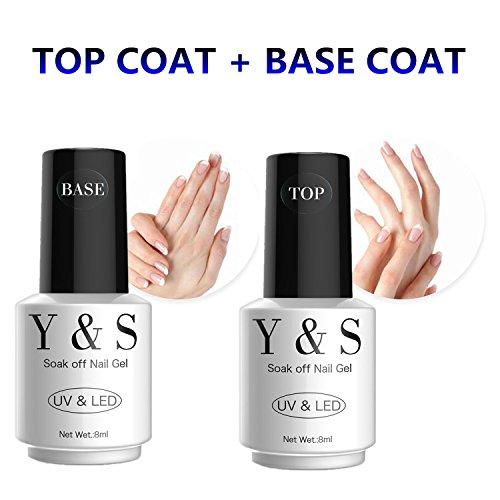 yaoshun gel nail polish coat