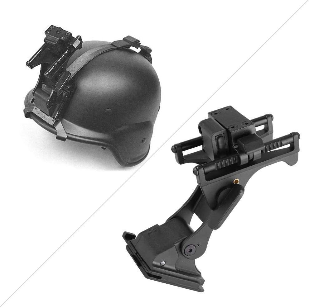 Taktische Helmhalterung f/ür Fast Mich M88 Taktischer Helm Bnineteam Nachtsicht-Brillenhalterung