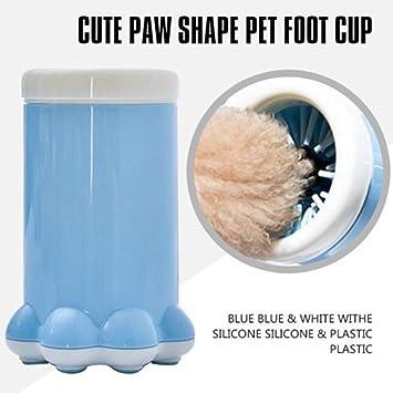 Amazon.com: Nesee – Lavadora de pies para mascotas, arandela ...