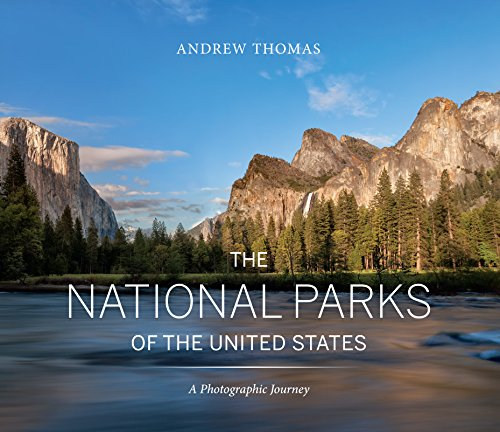 Andrews Photo - The National Parks of the United States: A Photographic Journey