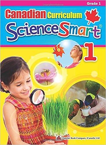 Canadian Curriculum Science Workbook for Grade 7 Complete ScienceSmart 7