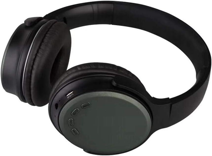 Auriculares Bluetooth Sobre La Oreja, Auriculares Inalámbricos ...