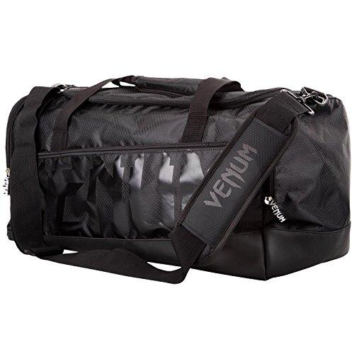 - Venum Sparring Sport Bag - Black/Black, One Size