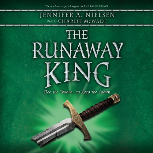The Runaway King: The Ascendance Trilogy, Book 2 Audiobook [Free Download by Trial] thumbnail