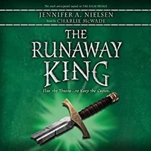 The Runaway King Audiobook