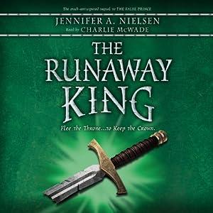 The Runaway King Audiobook