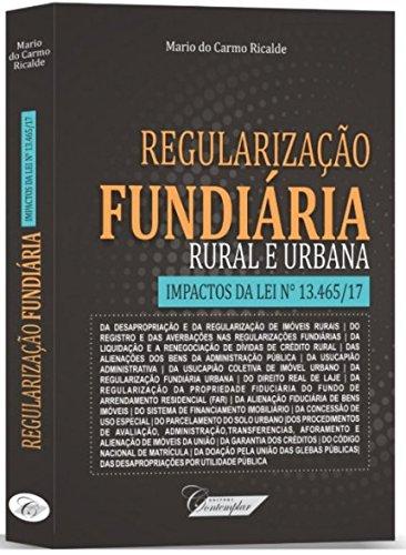 Regularização Fundiária Rural e Urbana
